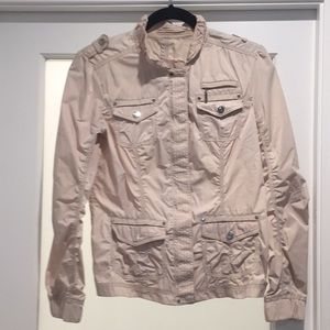 WHBM, nylon jacket